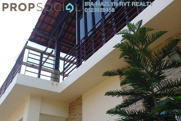 For Rent Bungalow at Bluwater Estate, Seri Kembangan Leasehold Fully Furnished 7R/7B 19k