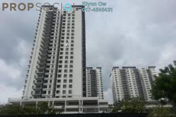 For Sale Condominium at Elit Heights, Bayan Baru Freehold  3R/2B 560k