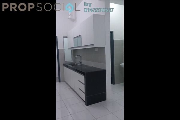 For Rent Condominium at Suria Residence, Bandar Mahkota Cheras Freehold Semi Furnished 3R/2B 1k
