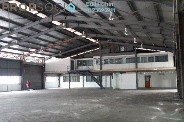 For Sale Factory at Subang Hi-Tech Industrial Park, Subang Jaya Freehold Unfurnished 0R/0B 55m
