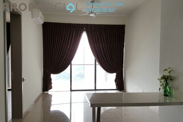 For Rent Condominium at Twin Arkz, Bukit Jalil Freehold Semi Furnished 1R/1B 2k