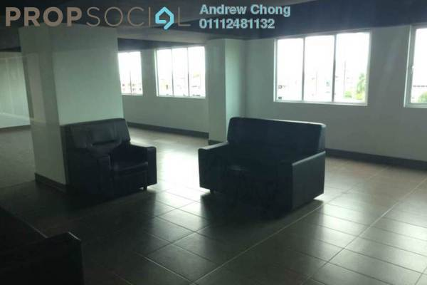 For Rent Condominium at Orange 3, Butterworth Freehold Semi Furnished 4R/2B 1k