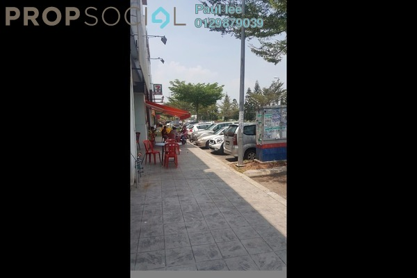 For Rent Shop at D'Alpinia, Puchong Leasehold Unfurnished 0R/2B 3.5k