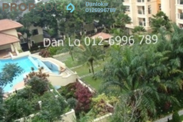For Rent Condominium at Angkupuri, Mont Kiara Freehold Fully Furnished 3R/3B 3k