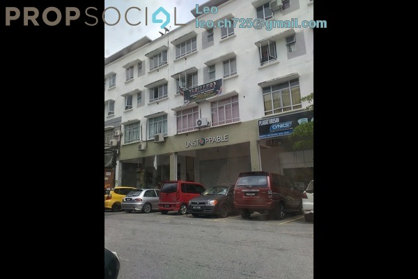 For Rent Office at Dataran Otomobil, Shah Alam Leasehold Unfurnished 0R/1B 1.3k