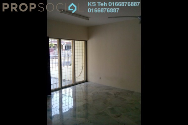 For Rent Terrace at Pandan Indah, Pandan Indah Leasehold Semi Furnished 4R/3B 1.8k