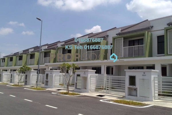 For Rent Terrace at Abadi Heights, Puchong Leasehold Unfurnished 4R/4B 1.8k