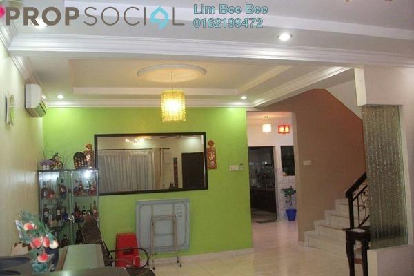 For Sale Terrace at Taman Mutiara Subang, Subang Freehold Semi Furnished 4R/3B 650k
