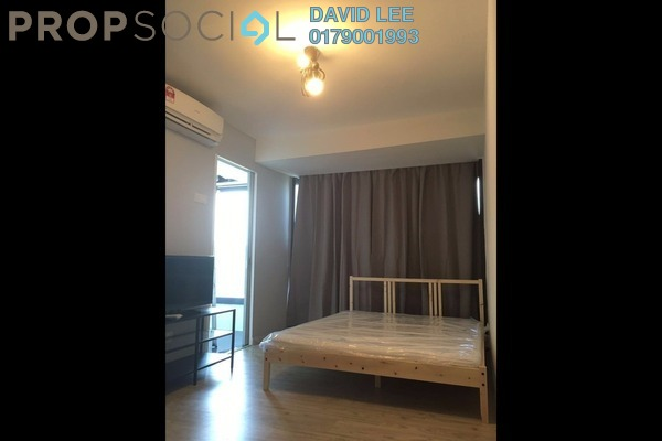 For Rent SoHo/Studio at Empire City, Damansara Perdana Leasehold Fully Furnished 0R/1B 1.05k