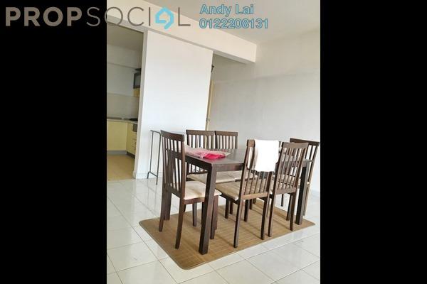 For Sale Apartment at Plaza Indah, Kajang Freehold Semi Furnished 3R/2B 288k