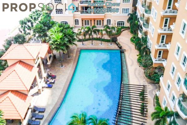 For Sale Condominium at Hartamas Regency 2, Dutamas Freehold Semi Furnished 4R/4B 1.24m
