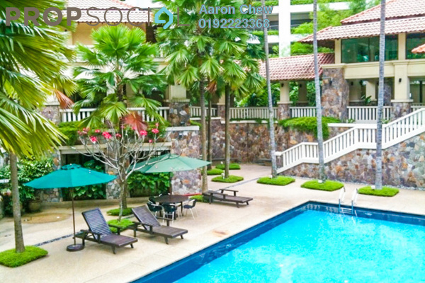 For Rent Condominium at Mont Kiara Damai, Mont Kiara Freehold Semi Furnished 5R/4B 8k