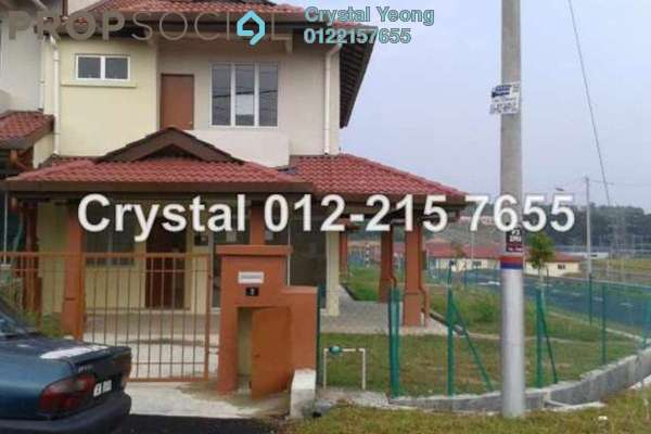 For Sale Terrace at Bandar Baru Salak Tinggi, Sepang Freehold Unfurnished 4R/3B 530.0千