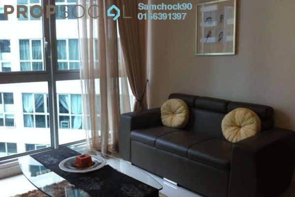 For Sale Condominium at Regalia, Putra Freehold Fully Furnished 0R/1B 460k