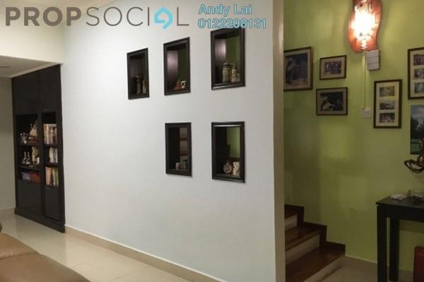 For Sale Terrace at Taman Sri Jelok, Kajang Leasehold Fully Furnished 5R/3B 853k