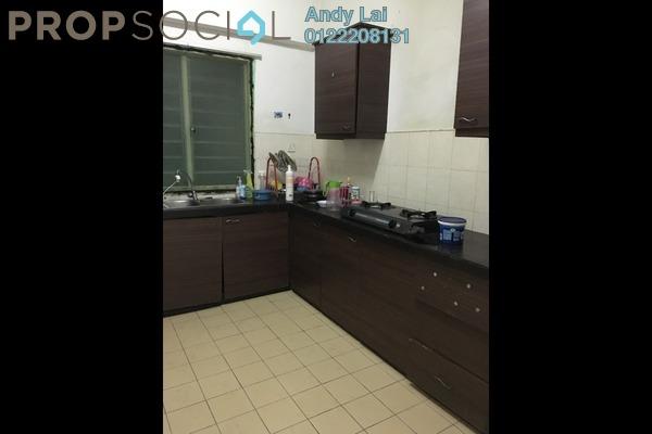 For Sale Apartment at Sri Dahlia Apartment, Kajang Freehold Semi Furnished 3R/2B 255k