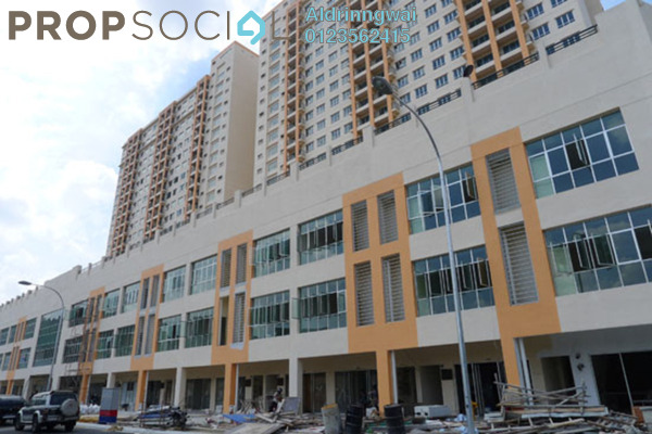 For Rent Condominium at Connaught Avenue, Cheras Leasehold Semi Furnished 3R/2B 1.5k