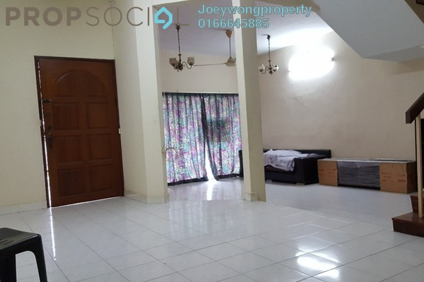 For Rent Terrace at Taman Mayang, Kelana Jaya Freehold Semi Furnished 4R/3B 1.9k