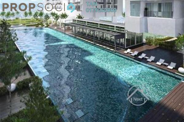For Rent SoHo/Studio at Trefoil, Setia Alam Freehold Semi Furnished 0R/1B 800translationmissing:en.pricing.unit