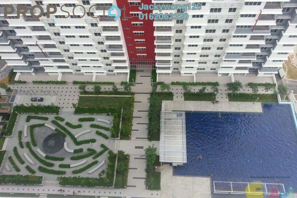 For Rent Condominium at Koi Kinrara, Bandar Puchong Jaya Freehold Fully Furnished 3R/3B 1.7k