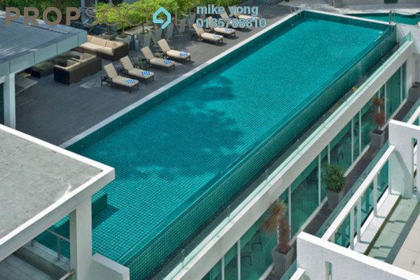 For Rent Condominium at Plaza Damas, Sri Hartamas Freehold Fully Furnished 1R/1B 2k
