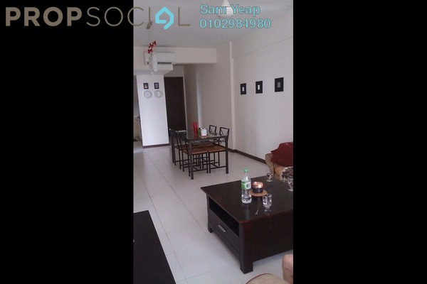 For Sale Condominium at The Saffron, Sentul Freehold Fully Furnished 3R/2B 680k