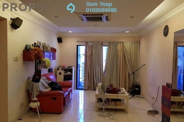 For Sale Condominium at Sri Putramas I, Dutamas Freehold Semi Furnished 3R/2B 485k