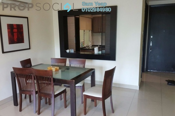 For Rent Condominium at Hartamas Regency 2, Dutamas Freehold Fully Furnished 4R/4B 3.2k