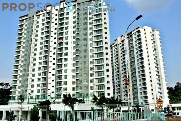 For Sale Condominium at Springville Residence, Equine Park Leasehold Unfurnished 3R/2B 570k