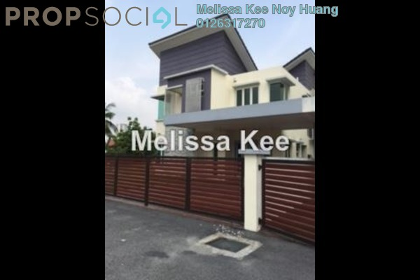 For Sale Semi-Detached at SS5, Kelana Jaya Freehold Semi Furnished 6R/6B 3.3m