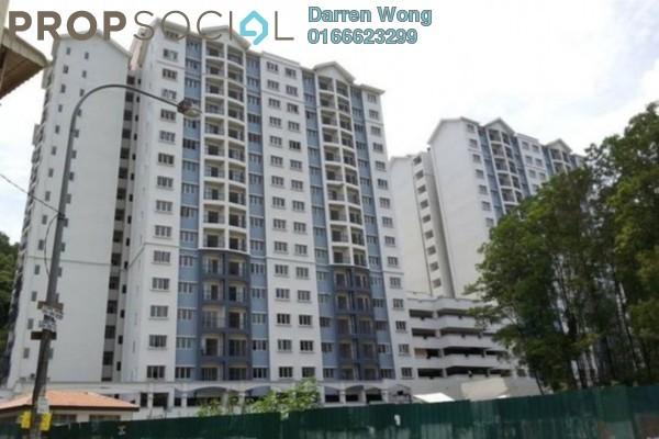 For Rent Condominium at Nusa Mewah, Cheras Leasehold Semi Furnished 3R/2B 1.1k
