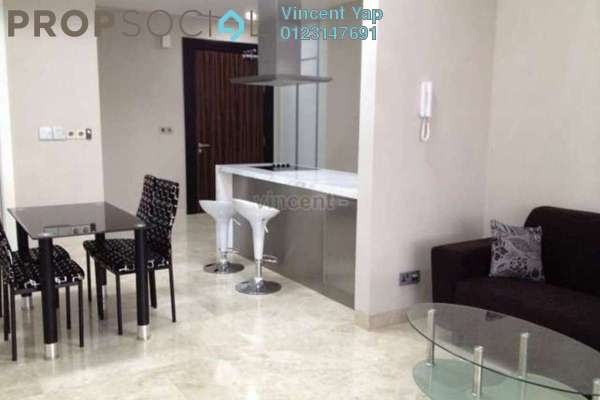 For Rent Condominium at Icon Residence (Mont Kiara), Dutamas Freehold Fully Furnished 1R/1B 3.5k