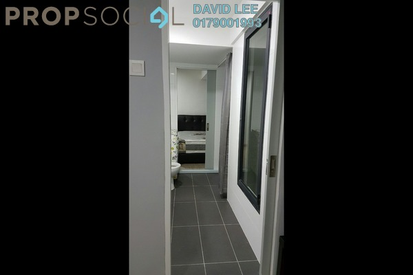 For Rent SoHo/Studio at Empire City, Damansara Perdana Leasehold Fully Furnished 1R/1B 1.2k