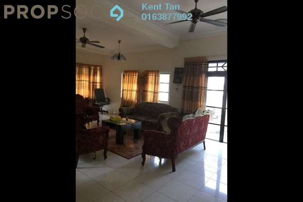 For Sale Semi-Detached at Alam Sutera, Bukit Jalil Leasehold Semi Furnished 5R/5B 1.5m