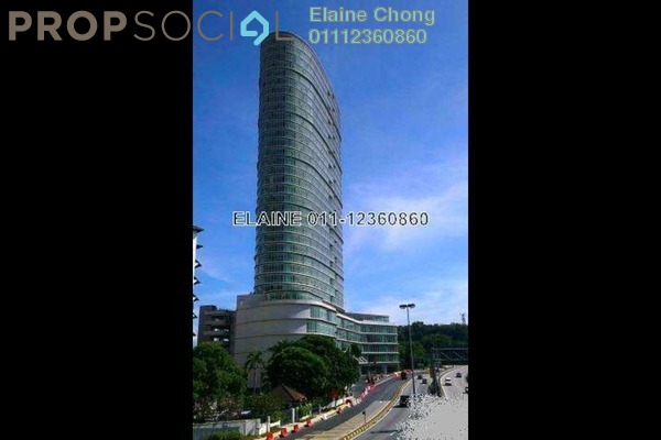 For Rent Shop at Oval Tower, TTDI Freehold Unfurnished 0R/1B 9.5k