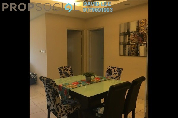 For Rent Condominium at Casa Indah 1, Tropicana Leasehold Fully Furnished 3R/2B 2.5k