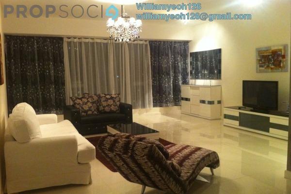 For Sale Condominium at Diamond Regency, Setapak Freehold Semi Furnished 5R/3B 610k