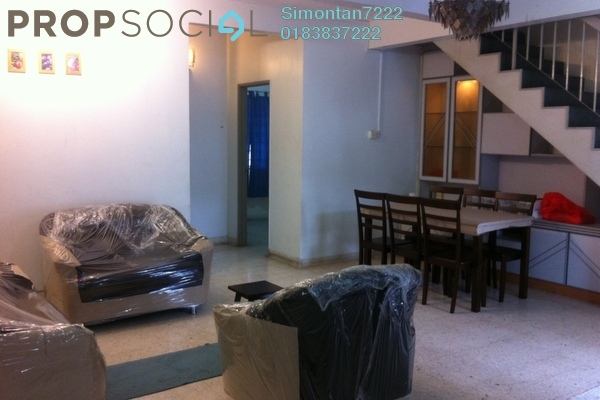 For Rent Terrace at PJS 7, Bandar Sunway Leasehold Fully Furnished 4R/2B 2.4k