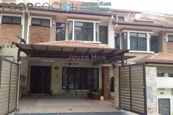 For Sale Terrace at Puteri 11, Bandar Puteri Puchong Freehold Semi Furnished 5R/4B 1.17m