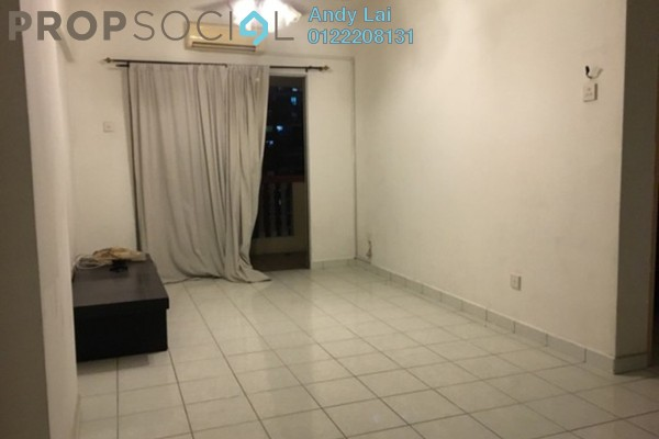 For Sale Apartment at Sri Dahlia Apartment, Kajang Freehold Unfurnished 3R/2B 269k