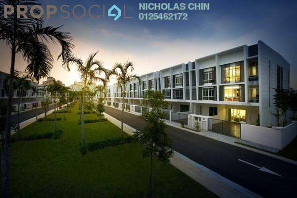 For Sale Terrace at Desiran Bayu @ Sri Rampai, Setapak Freehold Unfurnished 5R/6B 1.5m