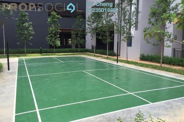 For Rent Condominium at Anyaman Residence, Bandar Tasik Selatan Freehold Semi Furnished 4R/2B 1.8k