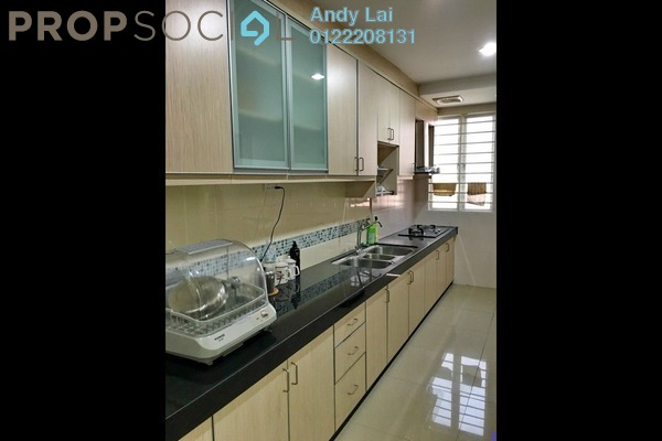 For Sale Terrace at Palm Walk, Bandar Sungai Long Freehold Fully Furnished 4R/3B 780k