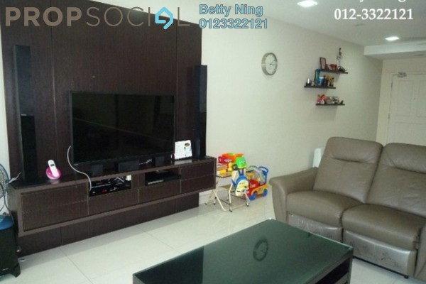 For Sale Condominium at Ken Damansara II, Petaling Jaya Freehold Semi Furnished 4R/2B 1.08m