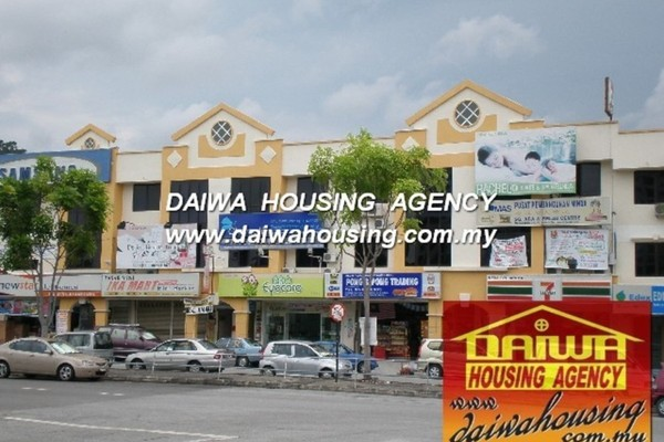 For Sale Shop at Desaria Villa, Puchong Leasehold Unfurnished 0R/3B 2.6m