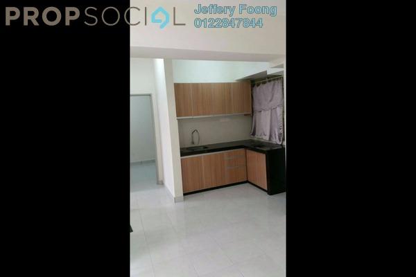 For Rent Condominium at Main Place Residence, UEP Subang Jaya Freehold Semi Furnished 2R/1B 1.38k