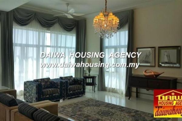 For Sale Condominium at Fettes Residences, Tanjung Tokong Freehold Fully Furnished 5R/5B 4.2m