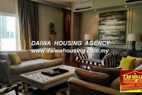 For Rent Serviced Residence at Quayside, Seri Tanjung Pinang Freehold Fully Furnished 6R/7B 25k