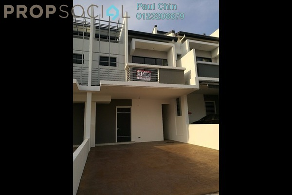 For Sale Terrace at LakeClub Parkhome, Rawang Leasehold Unfurnished 4R/5B 790k