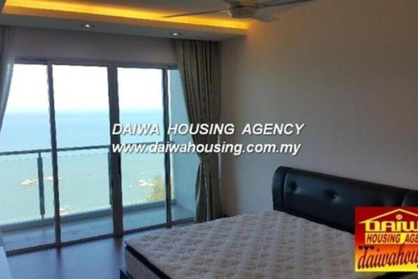 For Rent Condominium at Island Resort, Batu Ferringhi Freehold Fully Furnished 5R/5B 4.8k